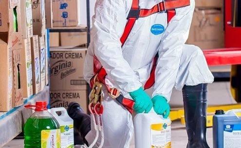 empresa de limpieza industrial